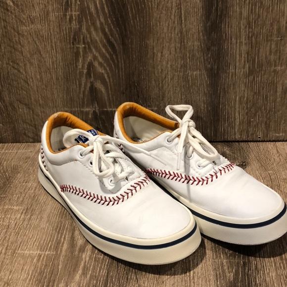 1992 Baseball stitched Keds